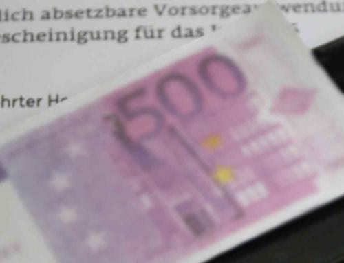 Haftpflichtversicherung в Германии